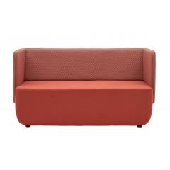 Softline-Opera-Sofa-Ansicht vorne-Rücken niedrig-Schlafsofa Shop �