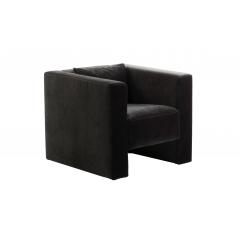 Brühl-Visavis Soft-Sessel-Stoff anthrazit-Ansicht schräg-Schlafsofa Shop