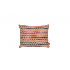 Vitra-Classic Maharam Pillow-Arabesque crimson pink