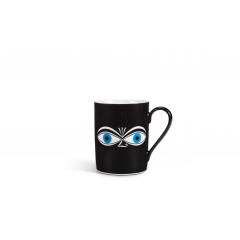 Vitra-Coffee Mug-Eyes blau