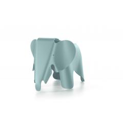 Vitra-Eames Elephant-Accessoires-Eames Elephant blau-Ansicht vorne-Schlafsofa Shop