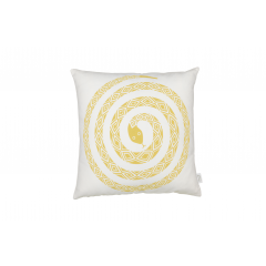Graphic Print Pillows Snake