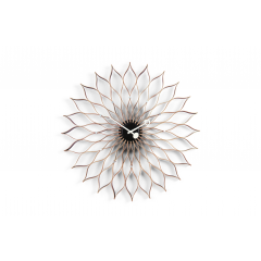 Vitra-Sunflower Clock-birke