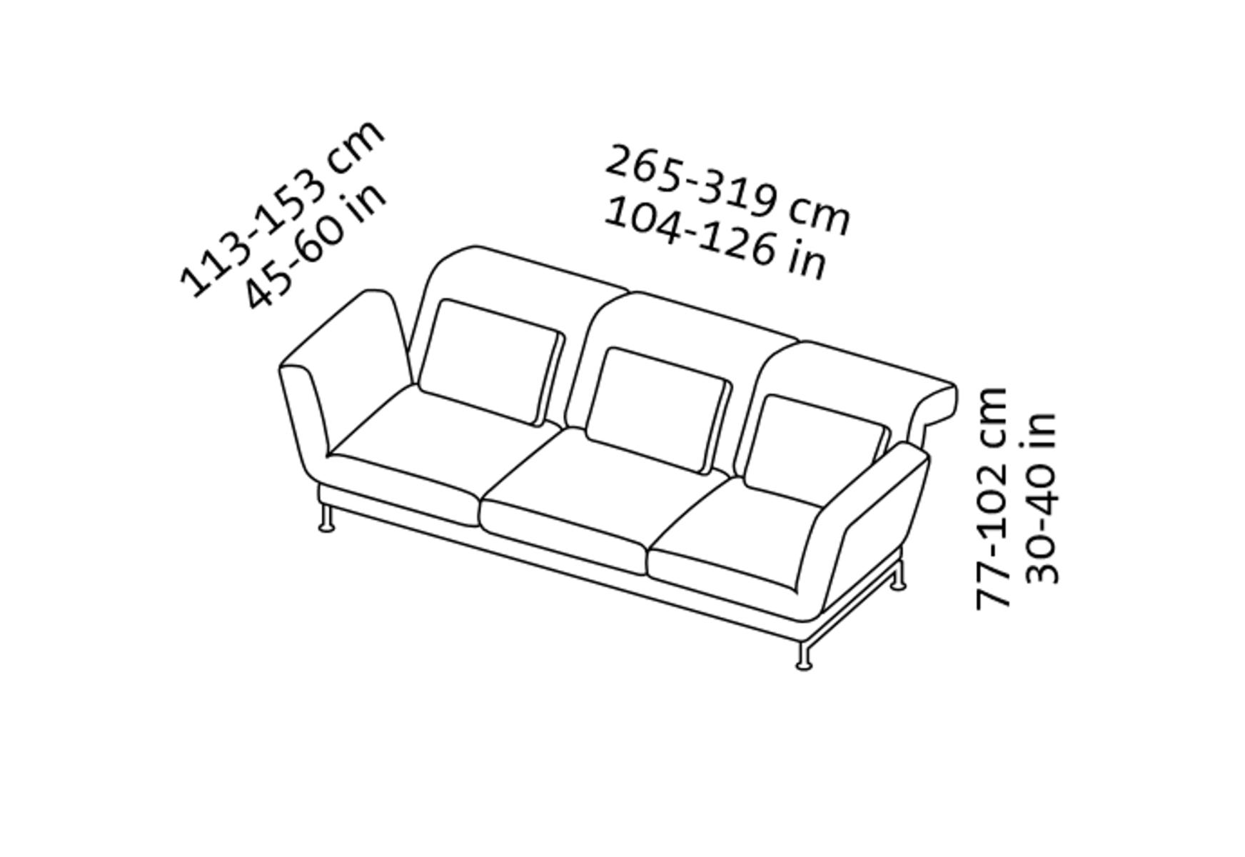 Moule 3 Sitzer