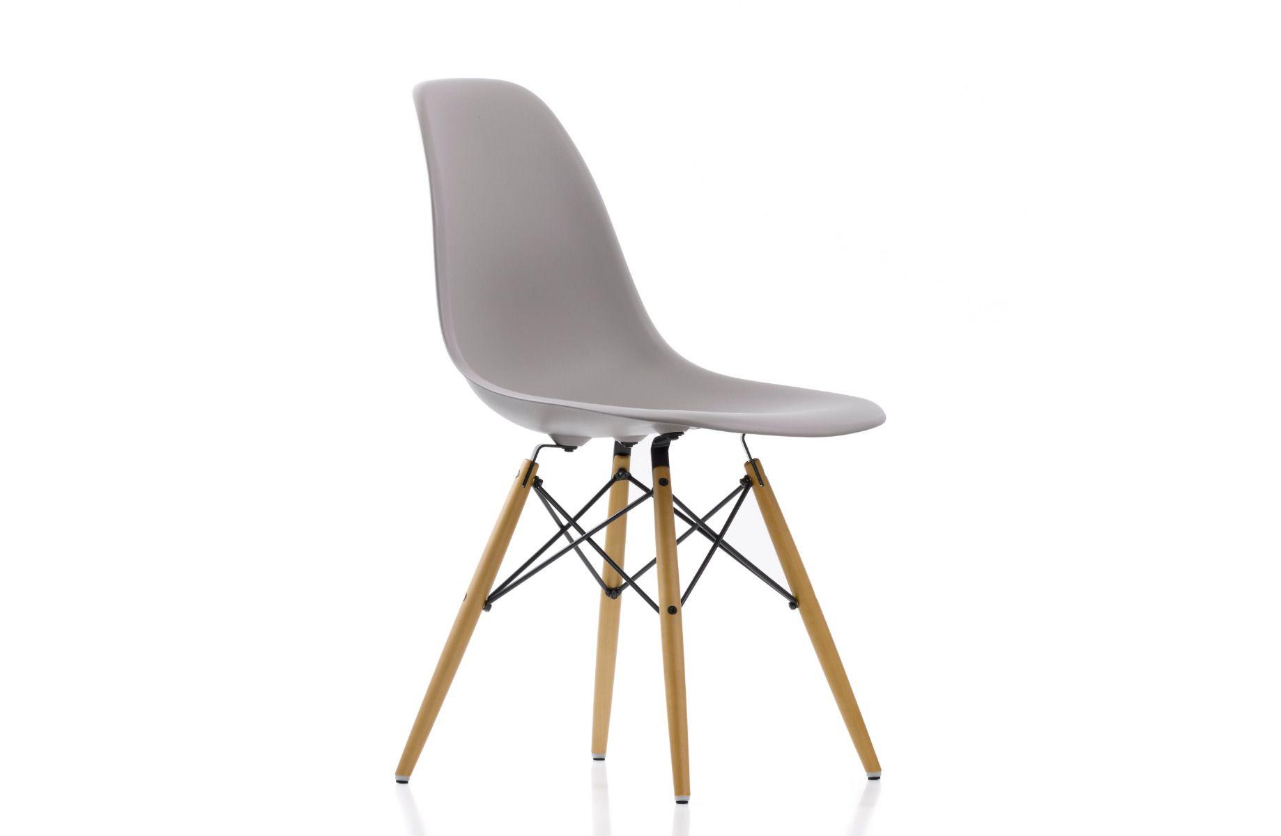 Eames Plastic Armchair : Vitra eames plastic side chair dsw bei schlafsofa shop