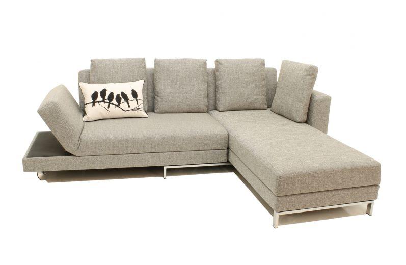 Brühl Four Two - Sofa mit Schlaffunktion | schlafsofa-shop.de